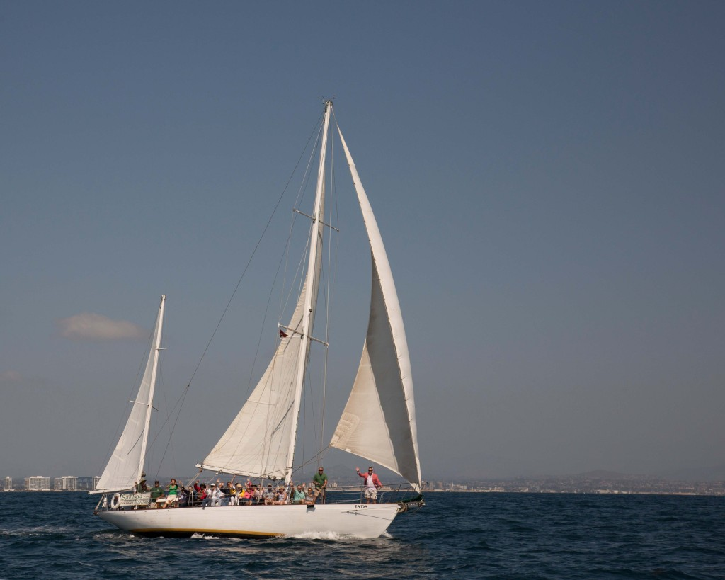 JADA Sailing Charter San Diego Bay
