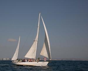Sail JADA Sailing  Tour San Diego