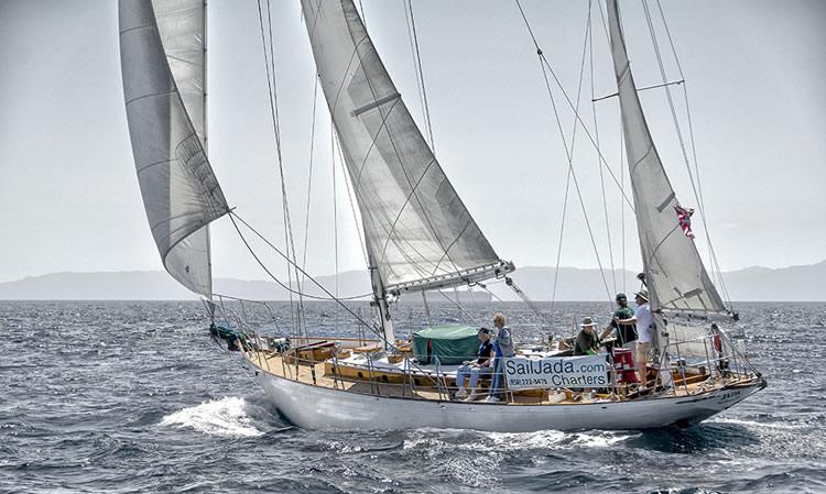 Sail JADA 3 sails