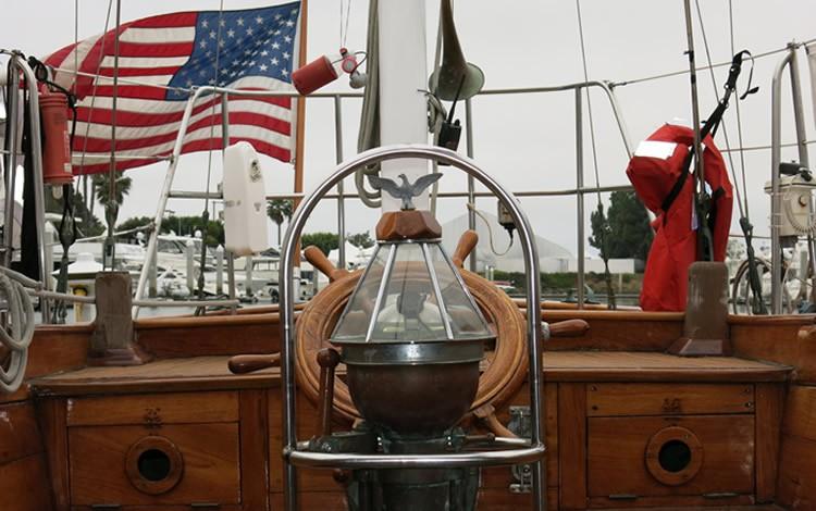 memorials at sea