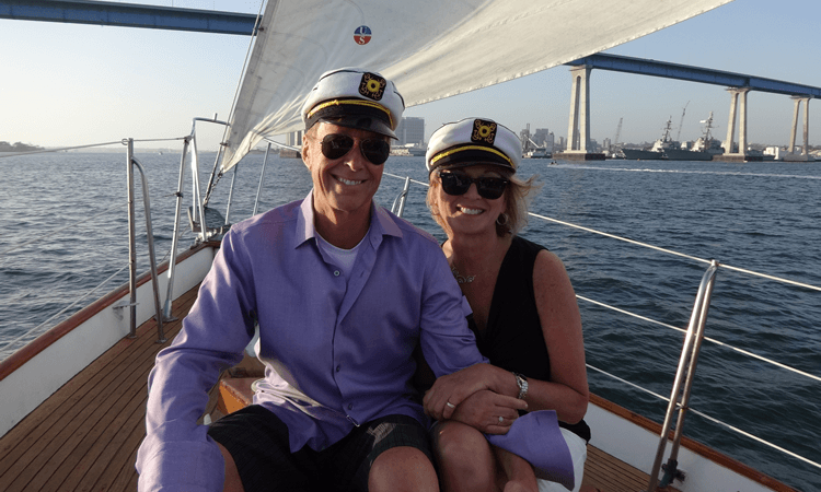 Private Sailing Charter San Diego Bay