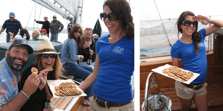catering on sail jada