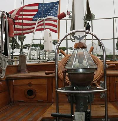 Sail JADA Sailing Tours San Diego