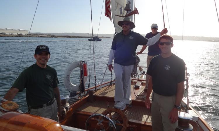 sail jada crew