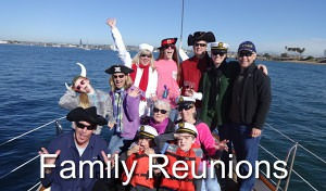 family reunion aboard JADA