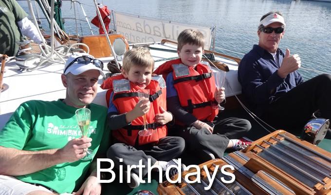 Birthdays on JADA