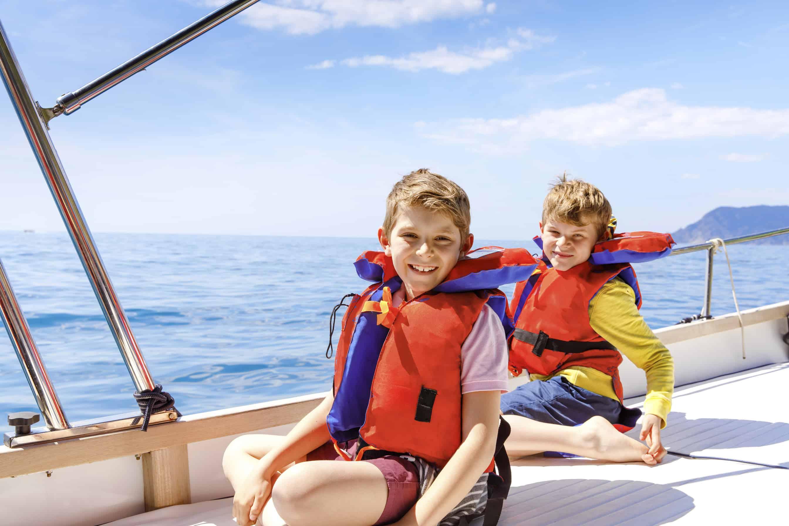 Sail Jada Safe Sailing